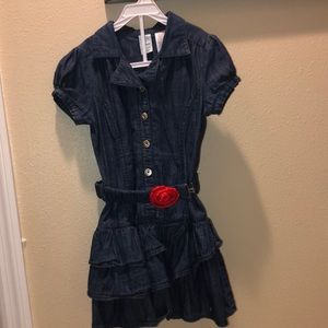 Gorgeous GUESS girls dress